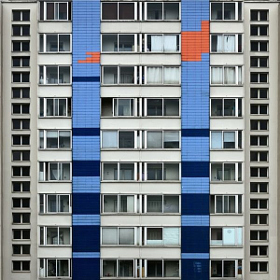 "Tetris by Eric  ""Kala"" Forey (Kala)) on 500px.com"