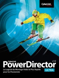 Power Director 12 - Cyberlink