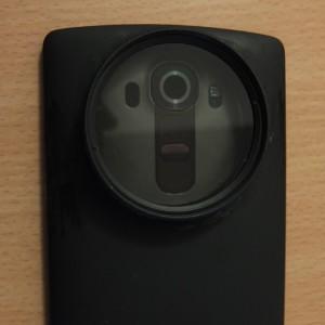 LG G4 avec filtre CPL